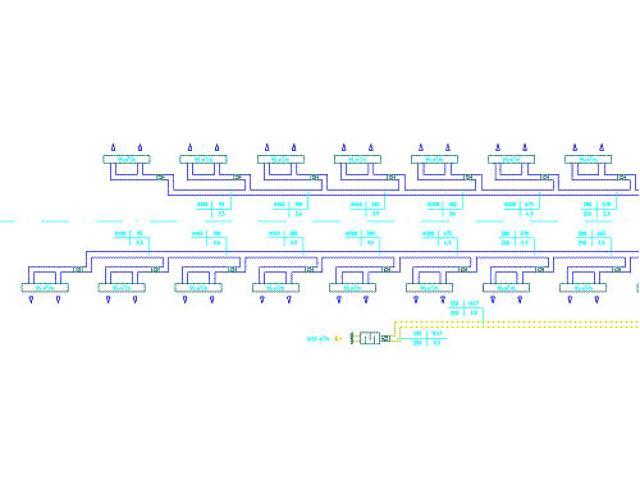 Ausschnitt Verfahrensschema Kühldeckenpaneele (IBDC GmbH)